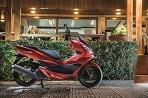 Honda PCX125 model 2017