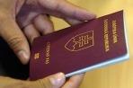 Cestovné doklady - pas