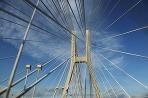 Most neďaleko Lisabonu
