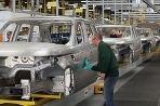 Jaguar Land Rover montáž