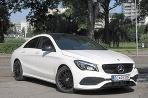 Mercedes-Benz CLA 220d 4MATIC