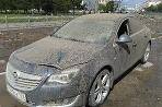 Opel Insignia dostal ranu