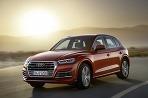 Audi Q5 Ilustračné foto