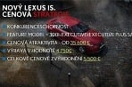 Nový Lexus IS