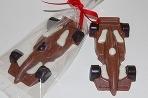 Čokoládový monopost F1