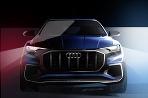 Audi Q8 Concept Detroit