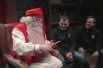 Vianoce so Santom a