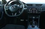 Škoda Superb 2,0 TSI