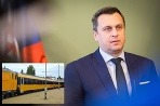 Andrej Danko a RegioJet