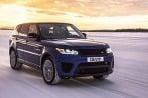 Range Rover a netradičné