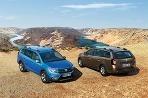 Dacia Logan MPV Stepway