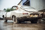 Jaguar E-Type 1962