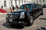 Cadillac pre prezidenta Trumpa