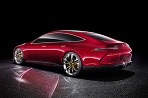 Mercedes AMG GT koncept