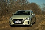 Hyundai Elantra 1,7 CRDi