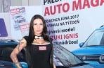 Hostesky autosalón Bratislava 2017