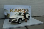 Škoda Karoq prezentácia