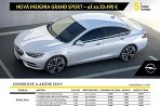 Opel Insignia už na