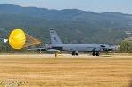 SIAF 2017 bombardér B-52
