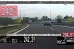Vodič prekročil rýchlosť o