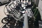 Ilustračné foto Elektrických bicyklov
