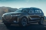 BMW X7 iPerformance concept