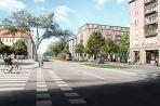 Spojená Bratislava električka