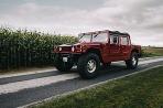 Hummer H1 EV
