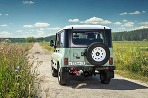 UAZ Hunter Jubilee