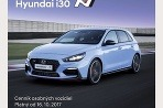 Hyundai i30 N cenník