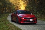 Kia Stinger 3,3 Turbo