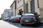 Fiat 500 sa dostal