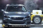Subaru Impreza crash test
