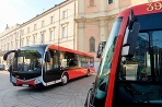 Elektrobusy v BA