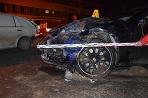 Nehoda v Kežmarku Porsche