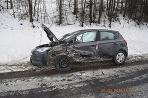 Nehoda Kežmarok Opel Corsa