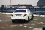 Mercedes S400d