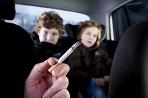 Fajčenie v aute