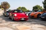 Porsche na Bratislavskom hrade