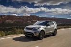 Land Rover Discovery Updated
