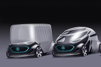 Vision Urbanetic Mercedes