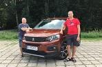 Peugeot Rifter - prvá