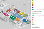 Mapa výstaviska
