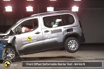 EuroNCAP crash testy