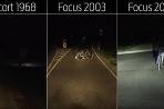 Ford Focus inteligentné osvetlenie