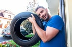 Števo Martinkovič a pneumatiky