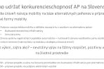 ZAP, registrácie