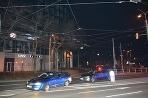 Nočná naháňačka v Bratislave