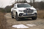 Mercedes X 350d 4MATIC