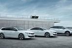 Peugeot elektricke modely